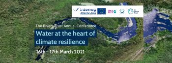 TripleC research mision on 2021 Rivers Trust Conference